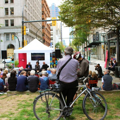 City Conversations Recap: Re-Imaging Our Downtown Together