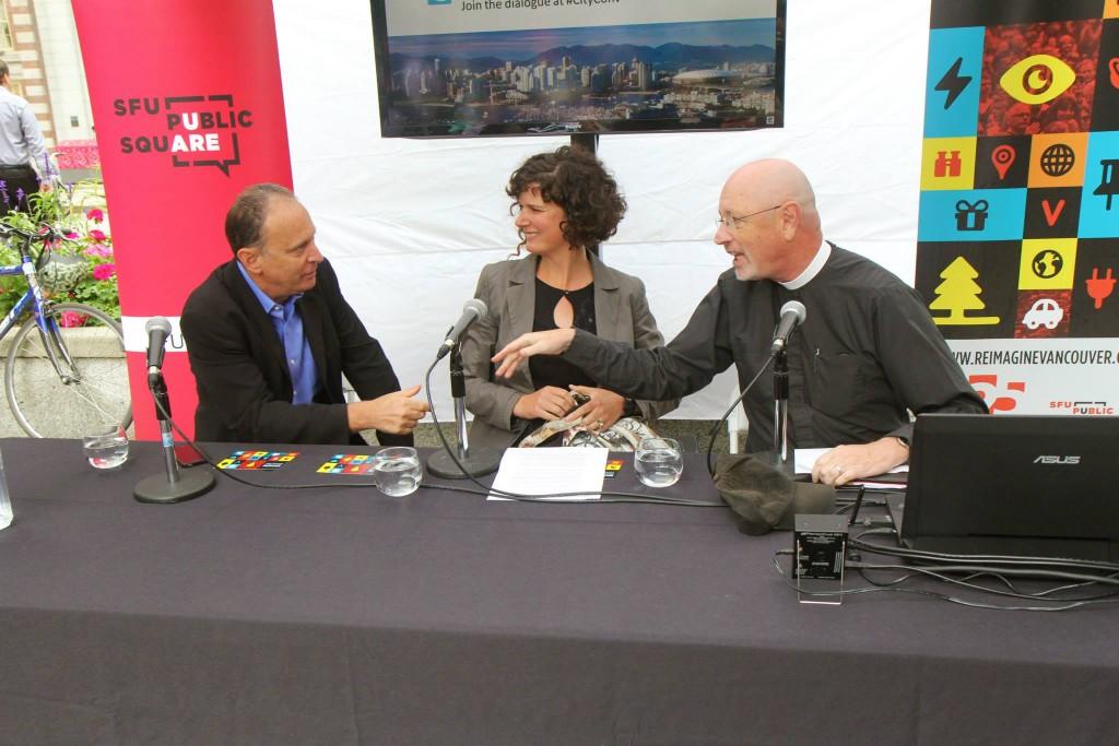 City Conversations Panelists - August 20