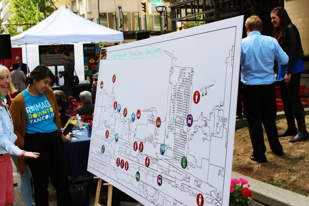 City Conversations - RDTVAN Idea Board - August 20