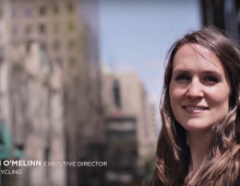 Erin O'Melinn Re-Imagines Downtown Vancouver