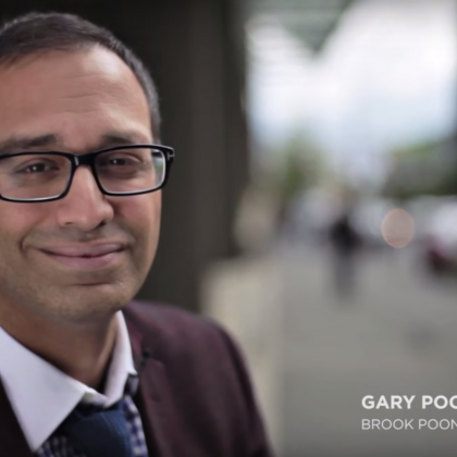Gary Pooni Re-Imagines Downtown Vancouver