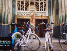"EVENT: Re-Imagine Downtown Vancouver ""BikeShop""—September 16"