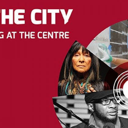 We the City:  An Evening at the Centre—November 4