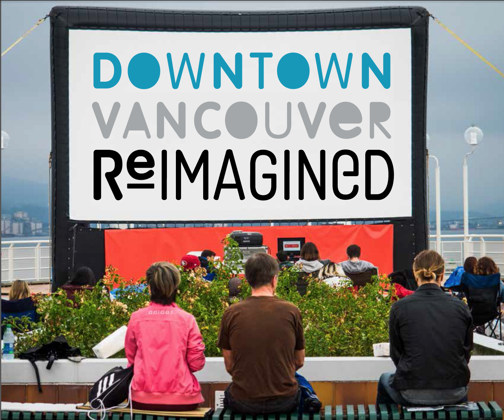 Downtown Vancouver Re-Imagined