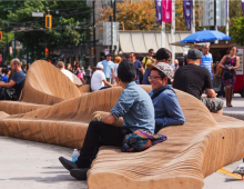 A Public Plaza for Downtown Vancouver