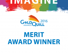 Re-Imagine Downtown Vancouver Wins 2016 Gold Quill Award